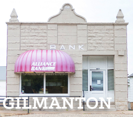 Alliance Bank Gilmanton Location