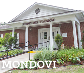 Alliance Bank Mondovi location