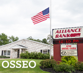 Alliance Bank Osseo location